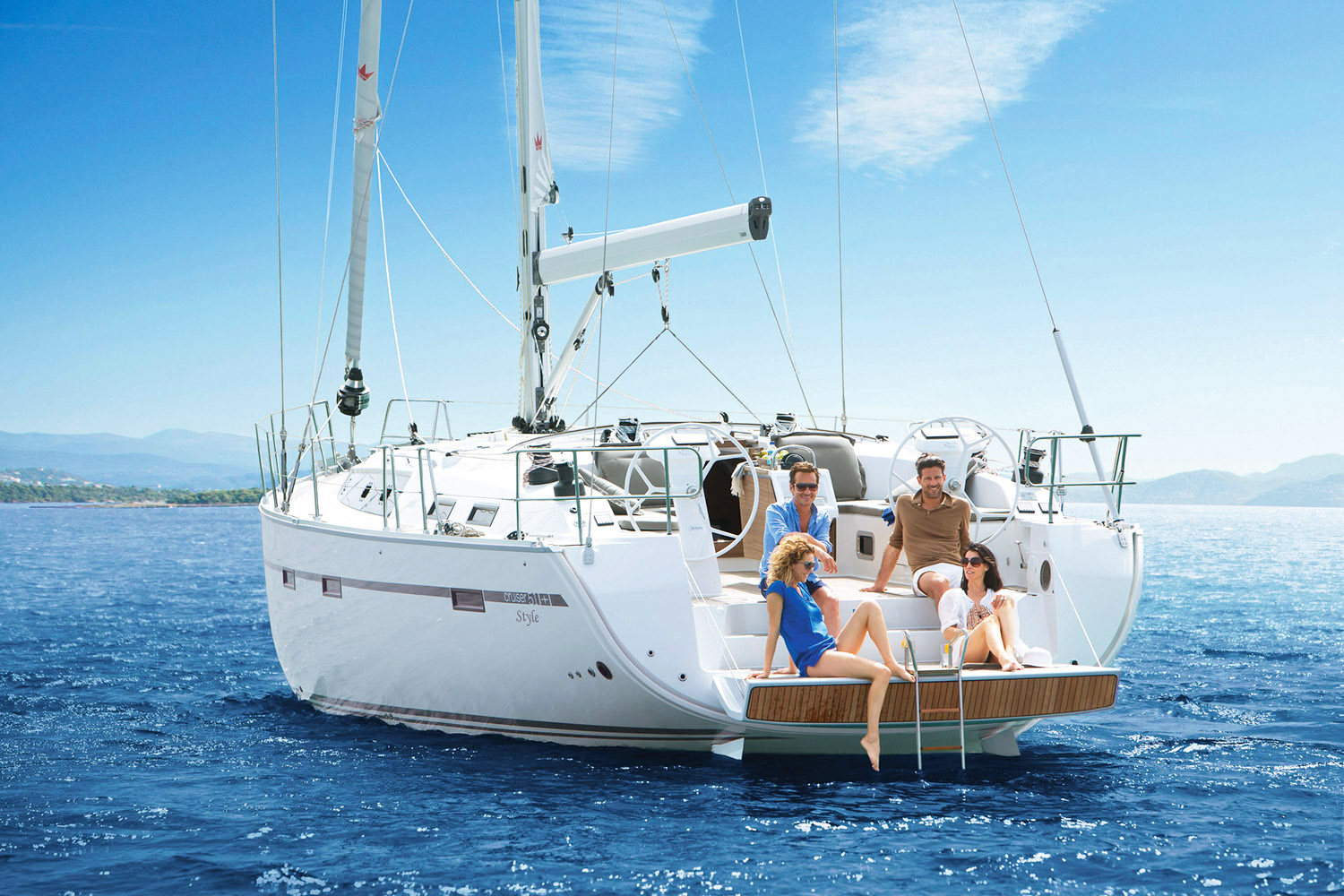 About Pitter Yachtcharter