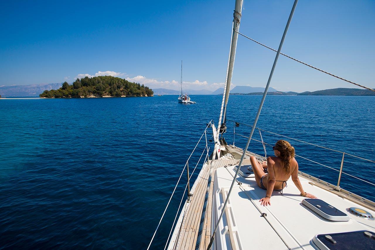 5 Gründe - Warum Pitter Yachtcharter