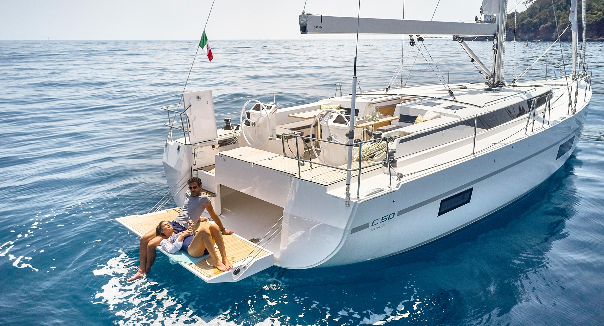 Do you dream of your own yacht?