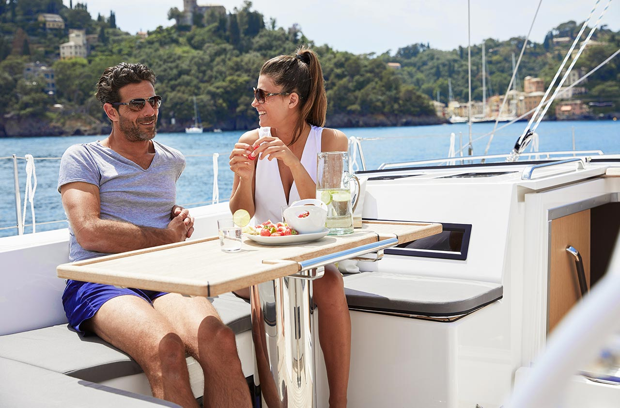 Yacht owners Program