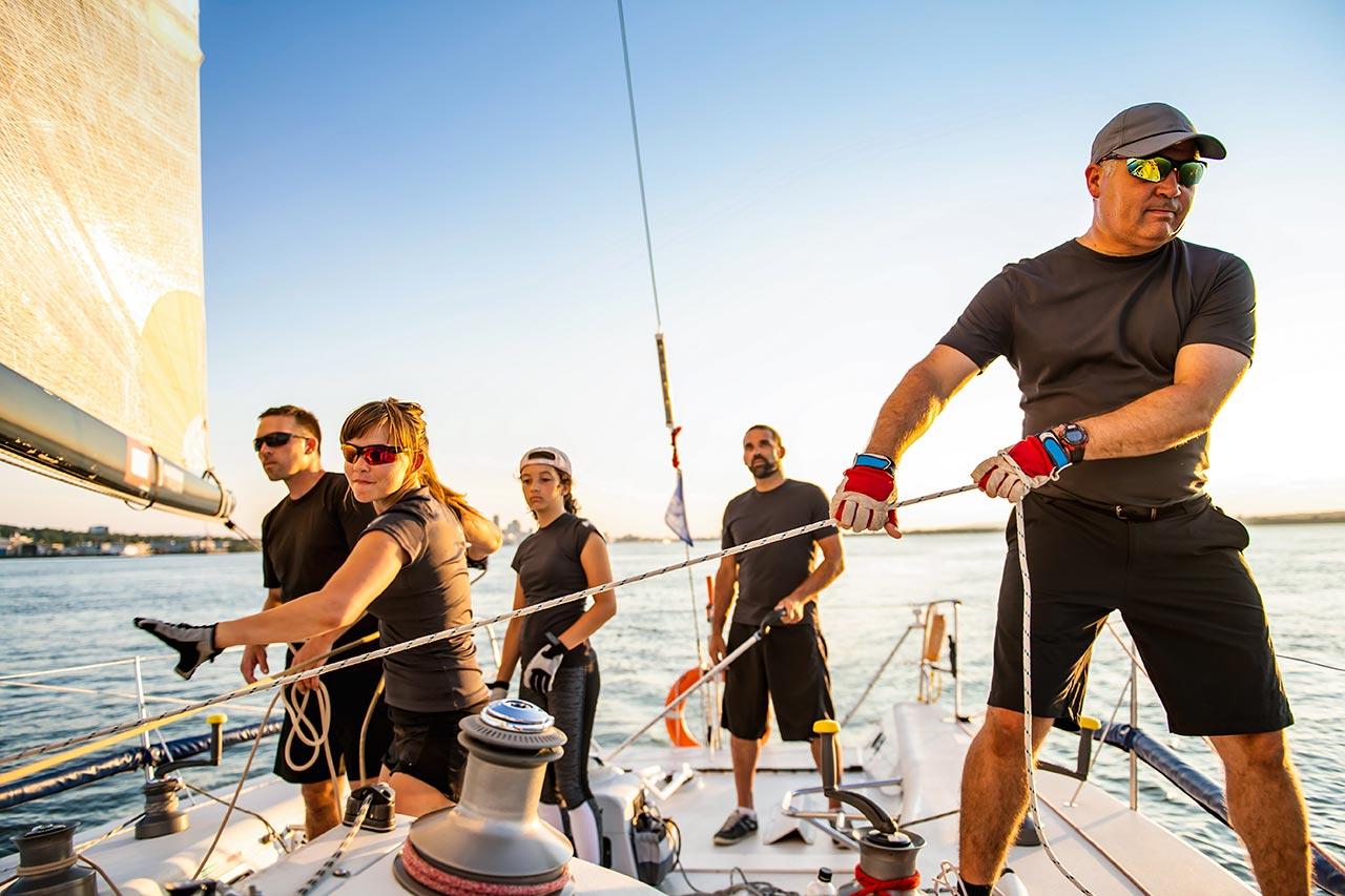 Skipper training & education