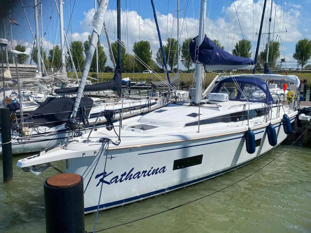 Bavaria C42 Katharina
