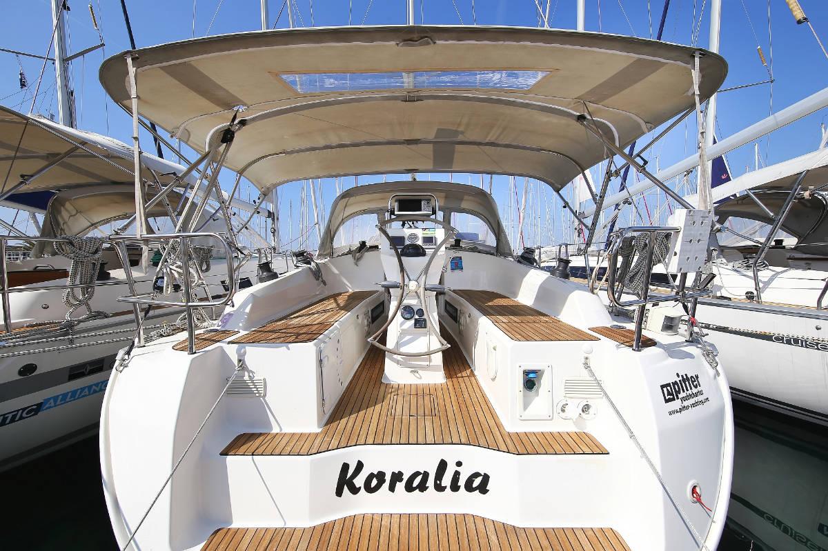 Bavaria Cruiser 36 Avantgarde Koralia