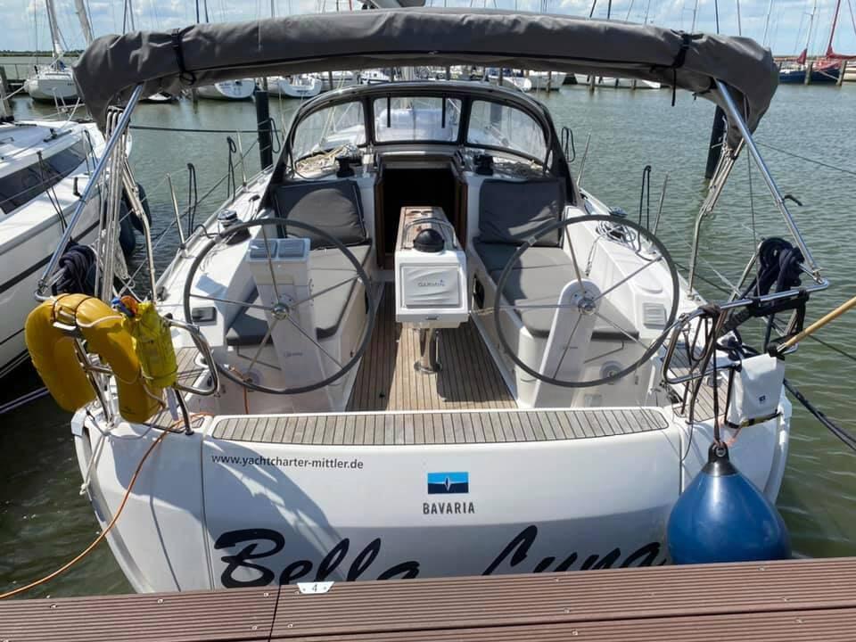 Bavaria Cruiser 37 Bella Luna