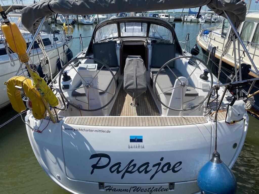 Bavaria Cruiser 37 Papajoe