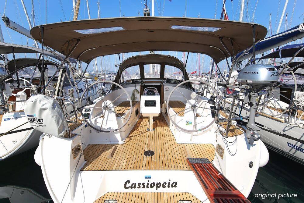 Bavaria Cruiser 37 Cassiopeia