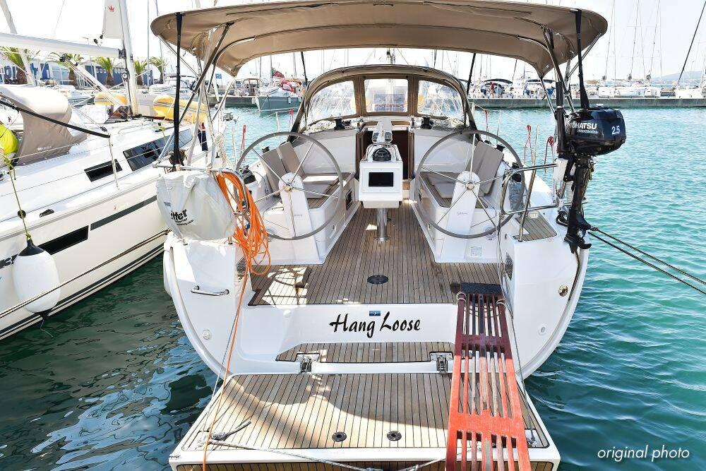 Bavaria Cruiser 37 Hang Loose