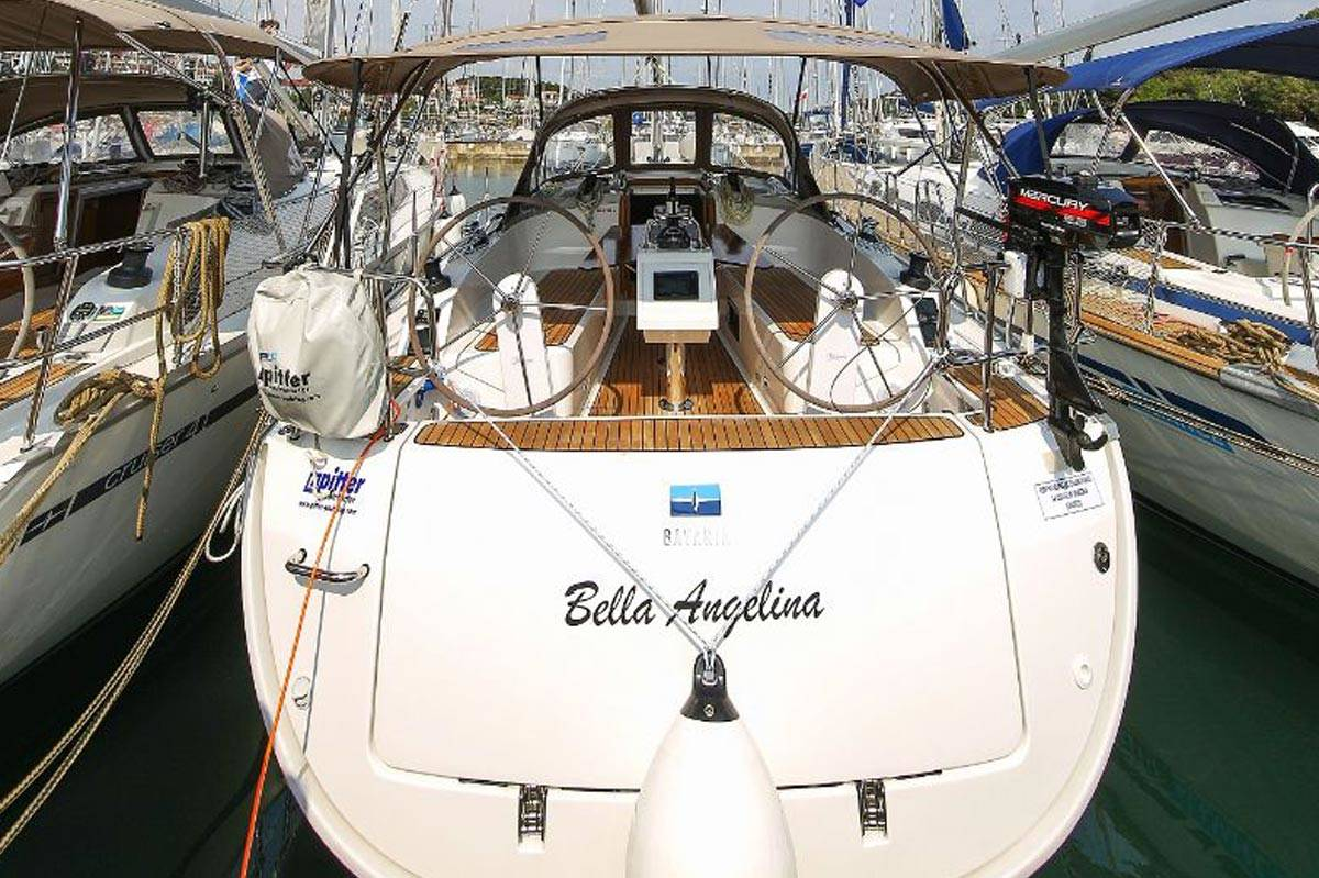 Bavaria Cruiser 37 Bella Angelina
