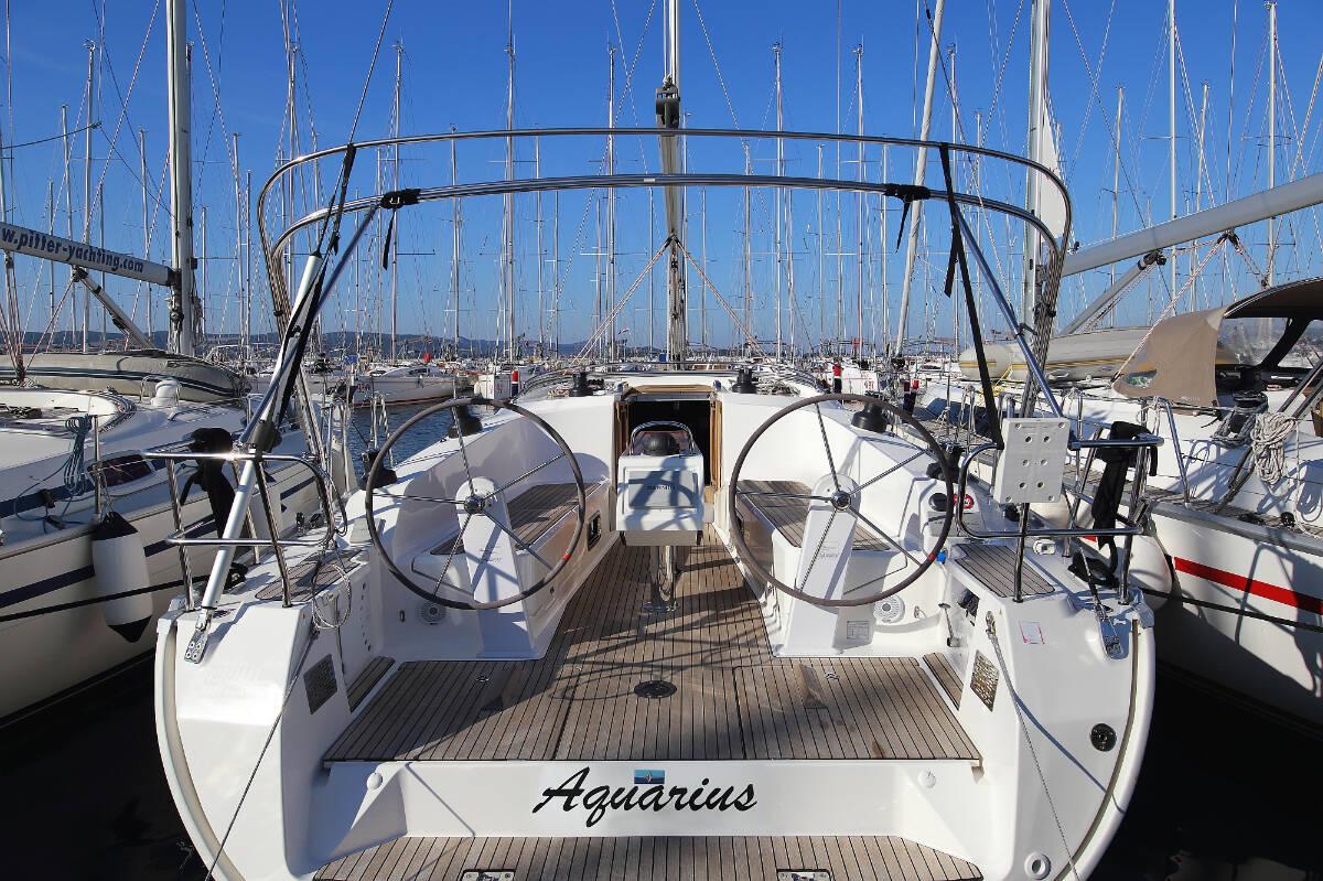 Bavaria Cruiser 41 Aquarius