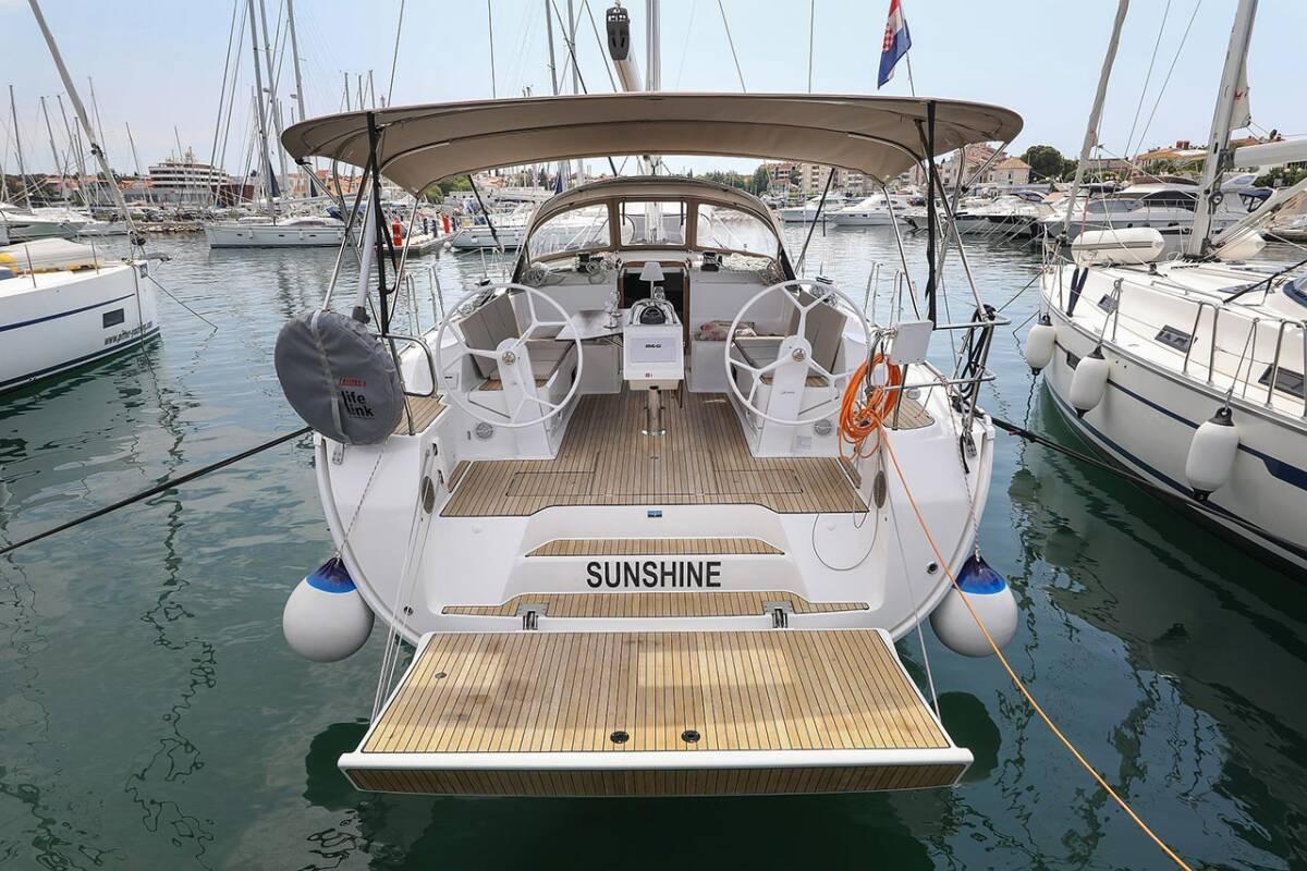 Bavaria Cruiser 46 Style SUNSHINE