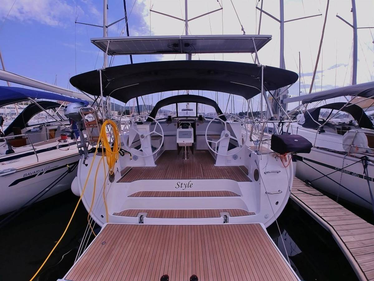 Bavaria Cruiser 51 Style STYLE I