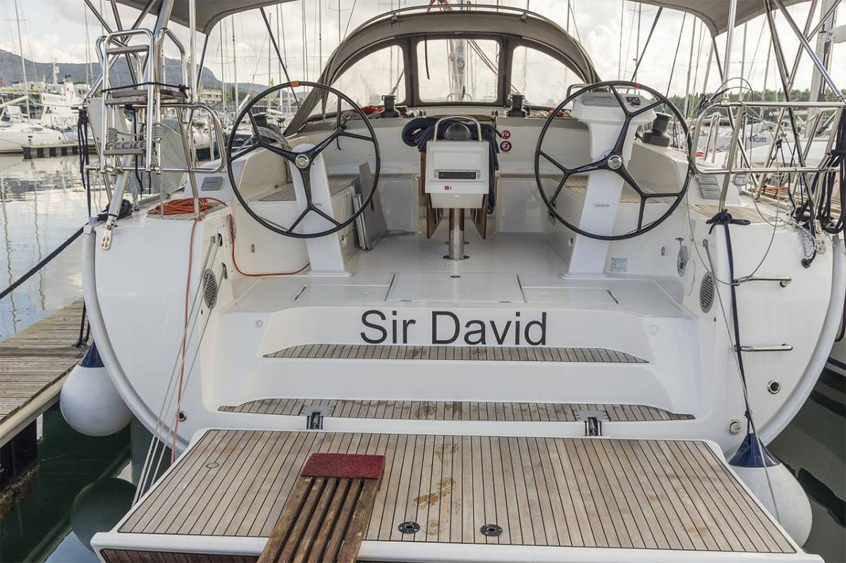 Bavaria Cruiser 51 SIR DAVID