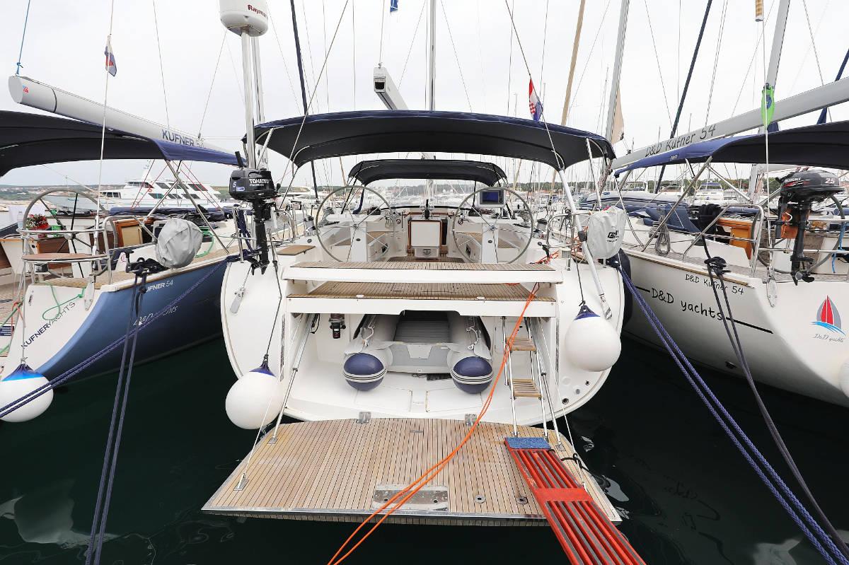 Bavaria Cruiser 55 STRIC
