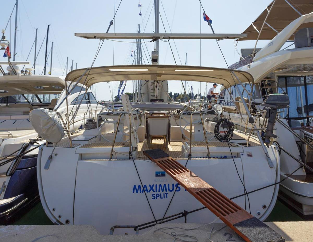 Bavaria Cruiser 56 Maximus II