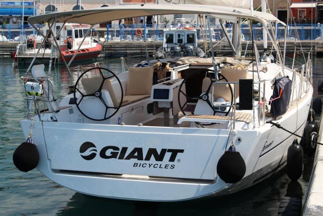 Dufour 382 GL Giant