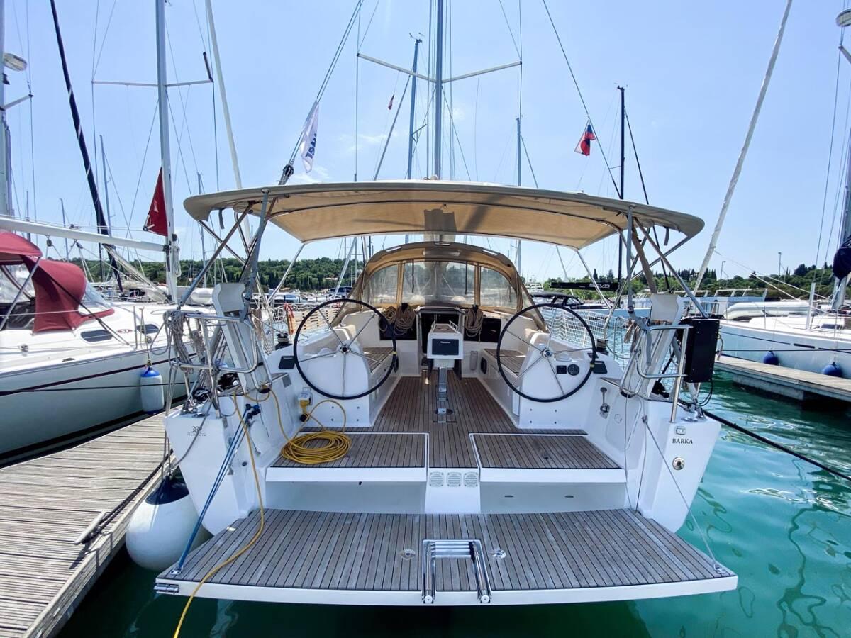 Dufour 382 GL Barka