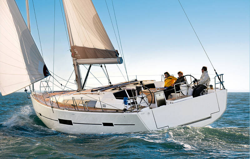 Dufour 500 GL Sea Cloud