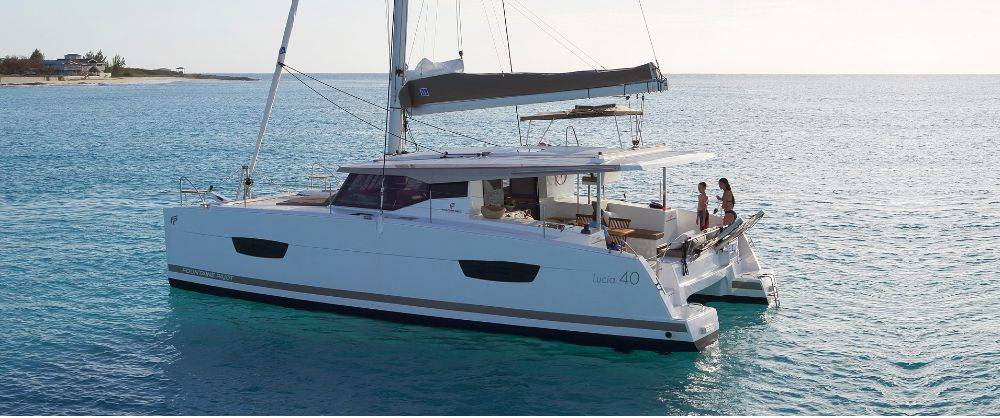 Fountaine Pajot Lucia 40 Canopus