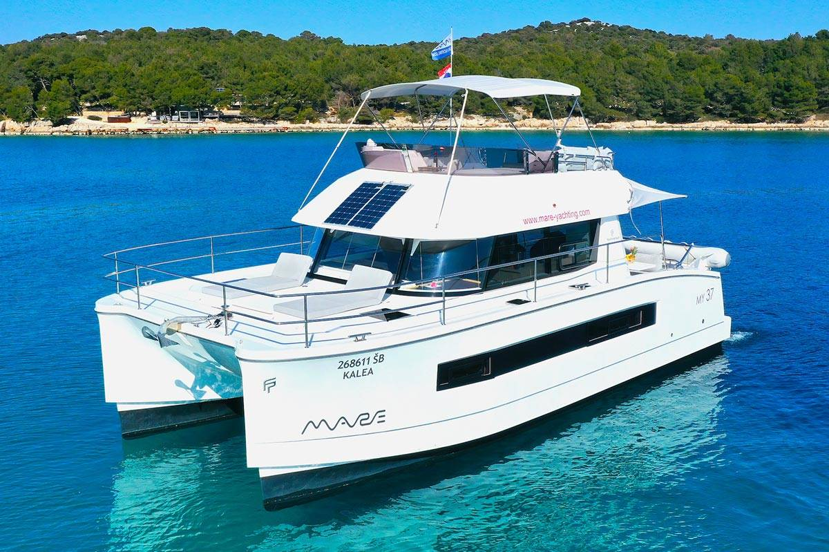 Fountaine Pajot MY 37 Kalea