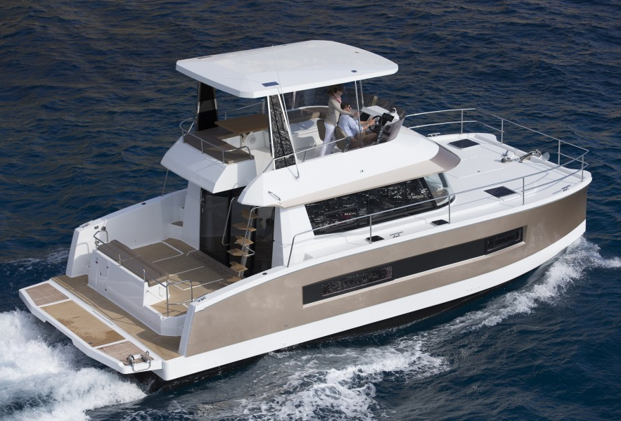 Fountaine Pajot MY 37 Marketka