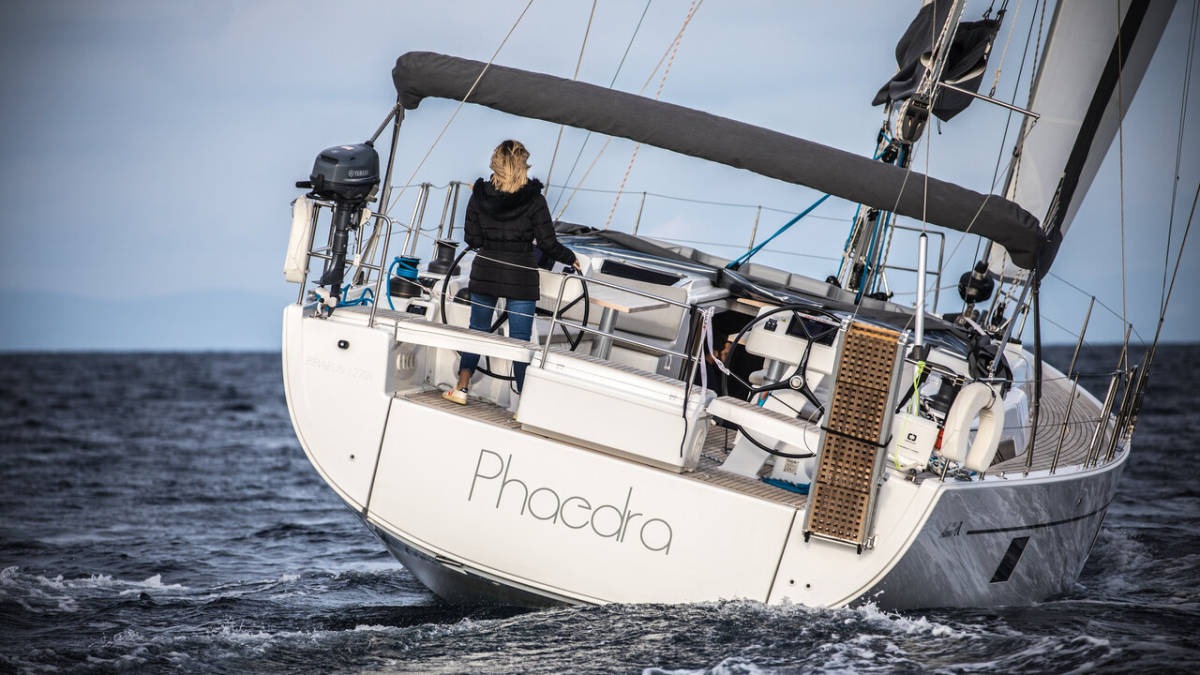 Hanse 508 Phaedra
