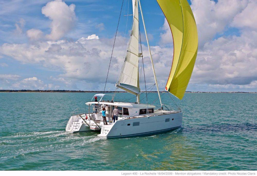 Lagoon 400 Atlantic