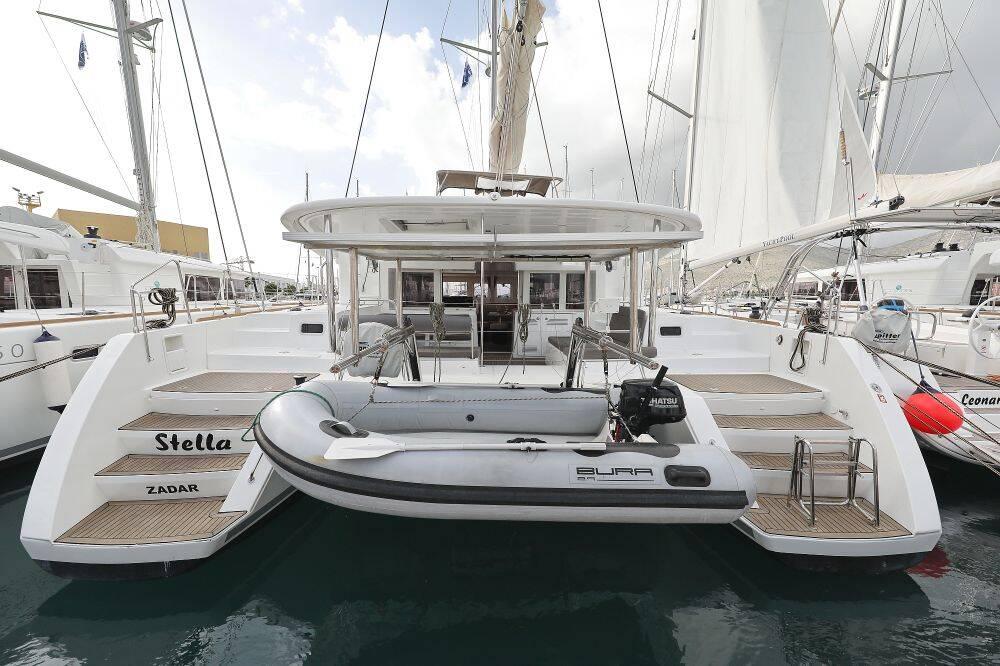 Lagoon 450 F Stella