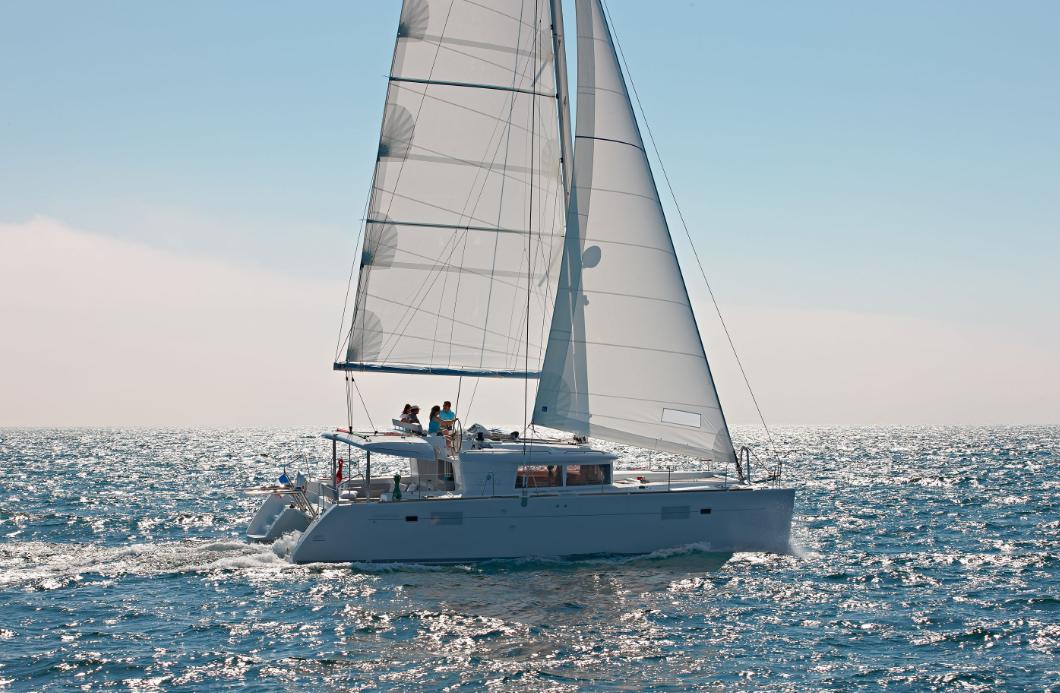 Lagoon 450 F Lalouche