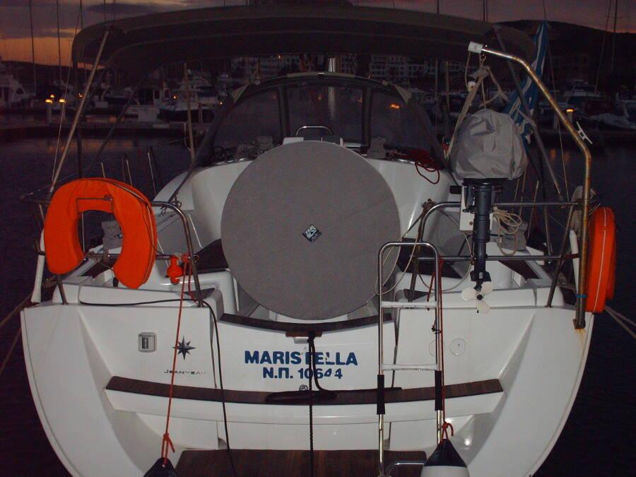 Sun Odyssey 36i Maristella