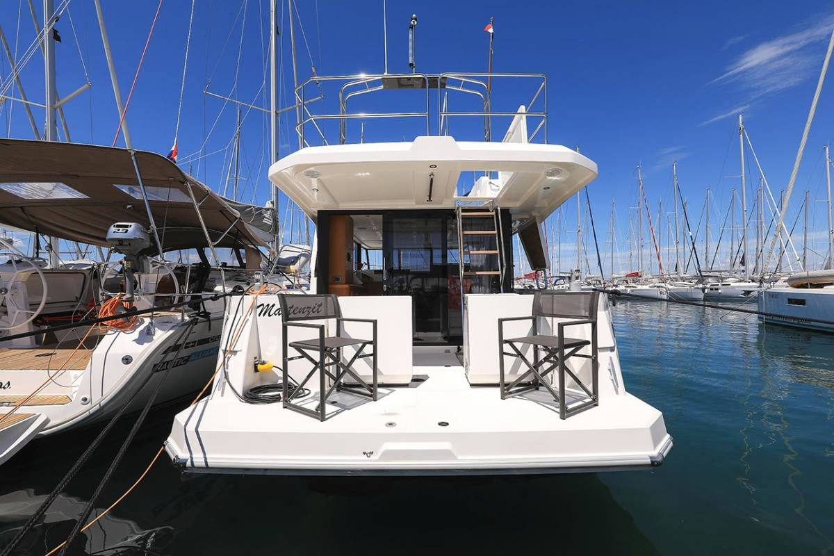 Swift Trawler 35 Martenzit