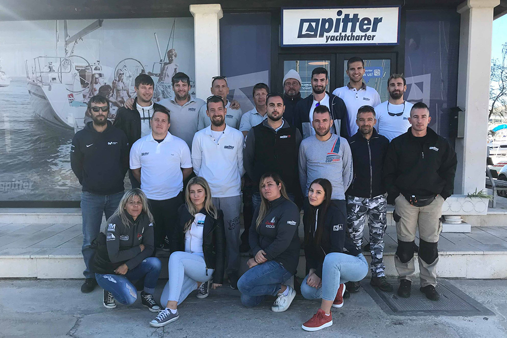Team Trogir ACI und SCT